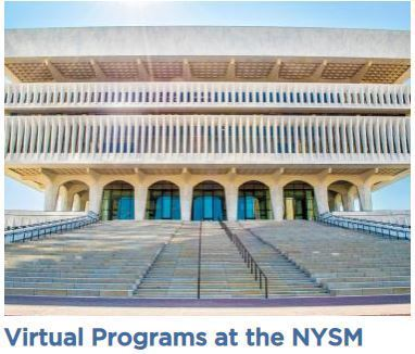 NYS Museum Online Educational Resources & Activities